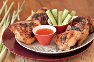 grilled lemongrass chicken 380x250 - Grilled Lemongrass Chicken