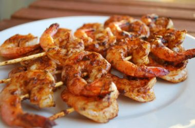 grilled shrimp 380x250 - Grilled Shrimp