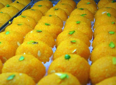 laddu - Carrot and Paneer Laddu