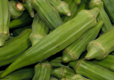 Ladies Finger / Okra / Bhindi