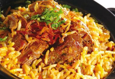 lamb pulao 380x262 - Pineapple Lemon Rasam