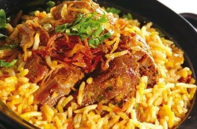 Kothukari (Minced Meat) Pulao