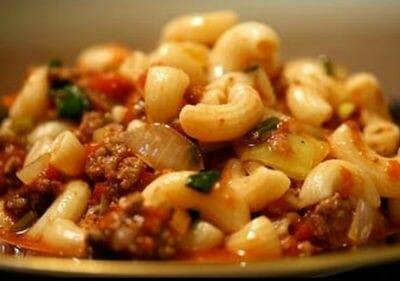 Macaroni Masala