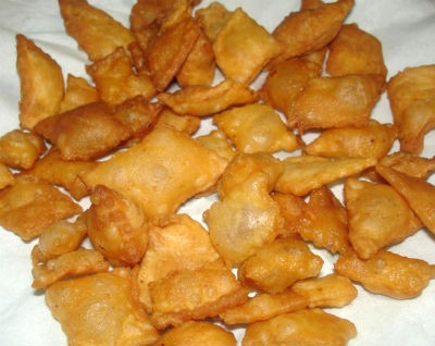 Pepper Maida Chips