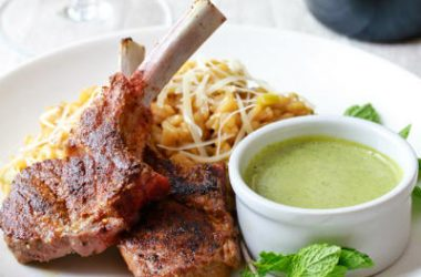 moroccan grilled lamb 380x250 - Grilled Lamb with Moroccan Rub