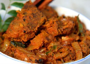 mysore mutton 380x271 - Cucumber and Carrot Pickle