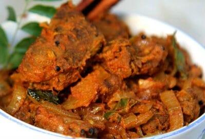Mysore Mutton Curry