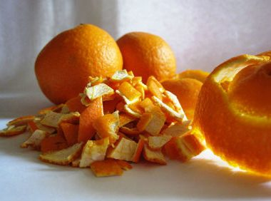 orange peels 380x282 - Orange Peel Pachadi