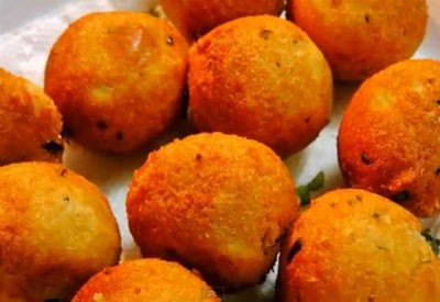Rajma stuffed Paneer Balls