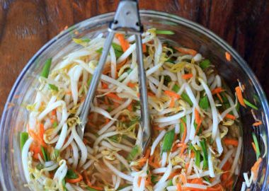 pickled bean sprouts 380x270 - Spicy Rava Kichadi