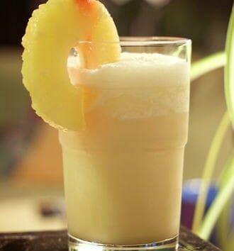 pina colada - Rum Sunset