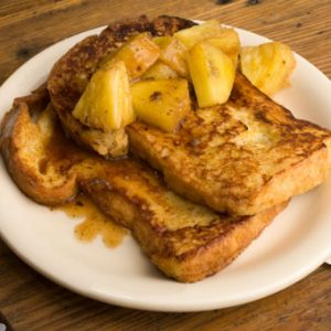 Pineapple French Toast