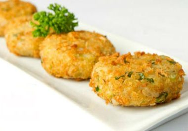 potato corn tikki 380x264 - Spiced Meatballs