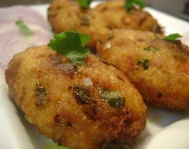 potato kabab 380x300 - Mixed Vegetable Kabab