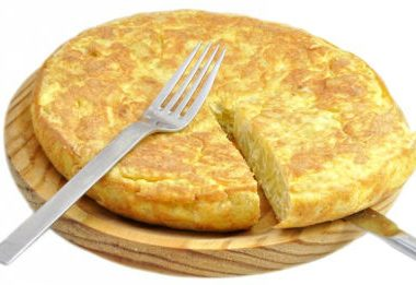 potato omelette 380x261 - Party Special