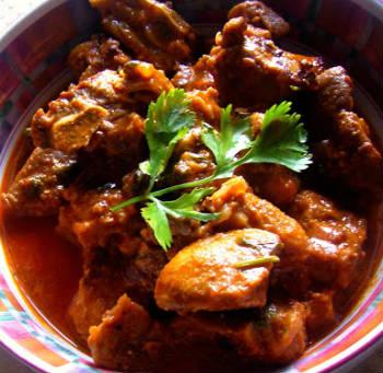 punjabi lamb chops - Bheja Masala