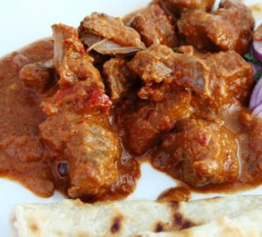 rajasthani mutton curry 380x344 - Banjara Maas (Rajasthani Mutton Curry)