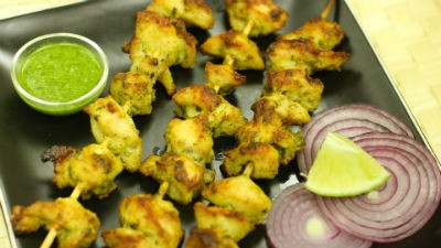 Reshmi Murgh Tikka Recipe Awesome Cuisine