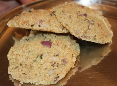 Oats and Samba Rava Idli