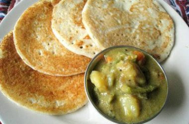 set dosa with kurma 380x250 - Set Dosa