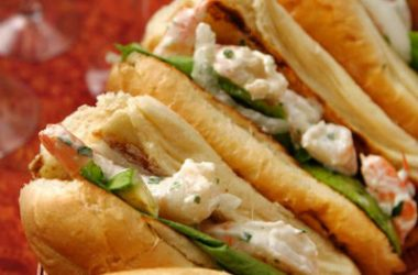 shrimp sandwich 380x250 - Shrimp Sandwich