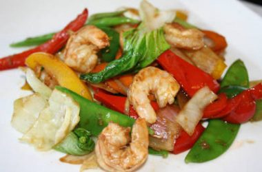 shrimp stir fry 380x250 - Shrimp Stir Fry