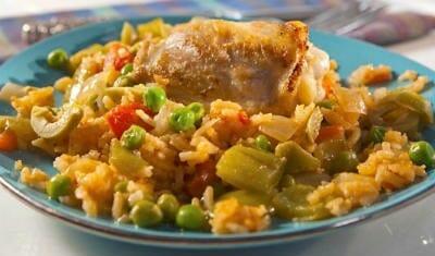 Spanish Chicken Rice