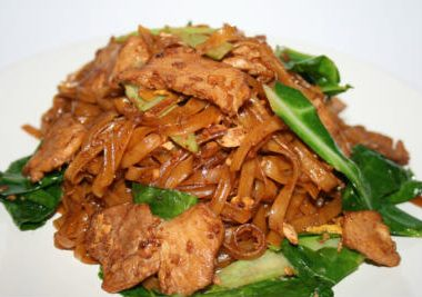 stir fried noodles 380x267 - Thai Beef Salad