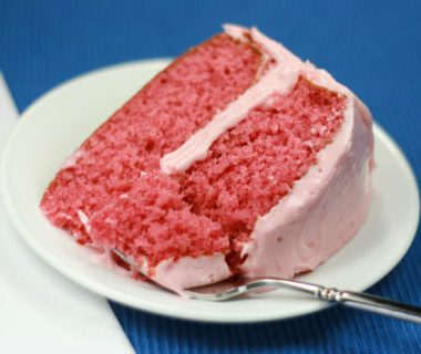 strawberry cake 380x320 - Red Velvet Cake