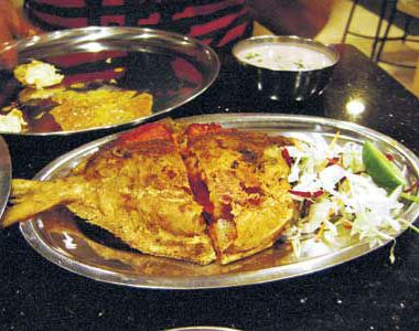 stuffed pomfret 380x300 - Shorshe Maach (Fish Cooked in Mustard)