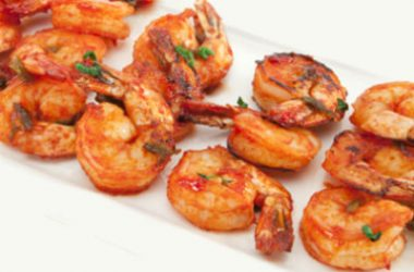 sweet chilli sauce shrimp 380x250 - Sweet Chili Sauce Shrimp