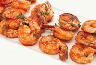 Sweet Chili Sauce Shrimp