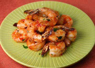 thai chilli prawns 380x273 - Thai Chilli Prawns