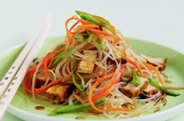 thai glass noodle salad 380x250 - Thai Glass Noodle Salad