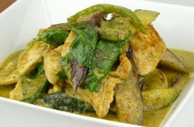 thai green chicken curry 380x250 - Thai Green Chicken Curry