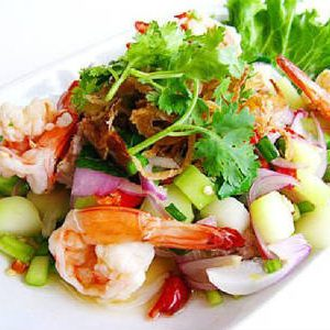 Thai Prawn Salad