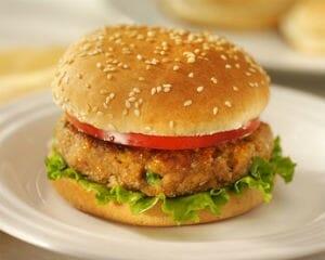 tuna burger - Tuna Burger