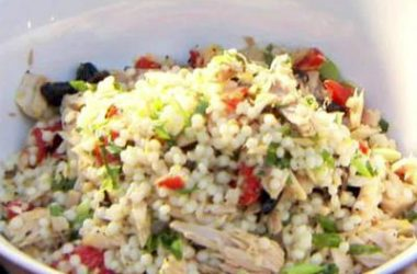 tuna couscous salad 380x250 - Tuna and Couscous Salad