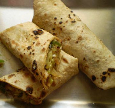 vegetable chapati roll1 380x355 - Jam Idly
