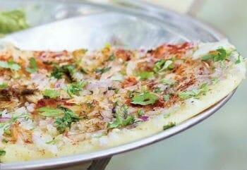 vegetable uthappam - Vegetable Uttappam