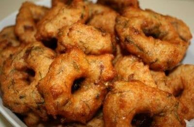 Wheat Rava Vada