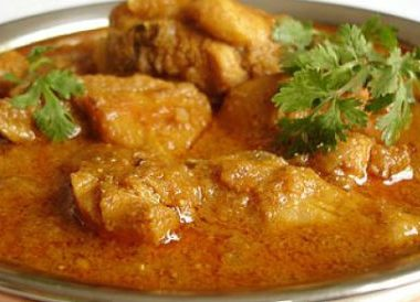 yogurt chicken curry 380x274 - Five Spice Chicken