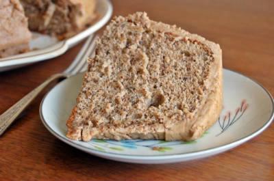 Coffee Sponge Cake