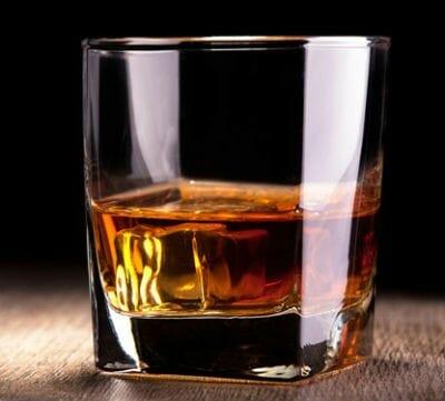 dark rum - Mysterious Cocktail
