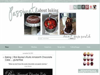 Deeba Rajpal - Passionate about Baking