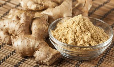 ginger powder - Ginger Podi (Homemade Ginger Powder)