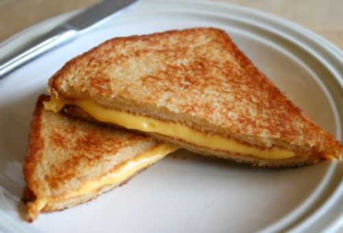 grilled cheese sandwich - Grilled Cheese Sandwich