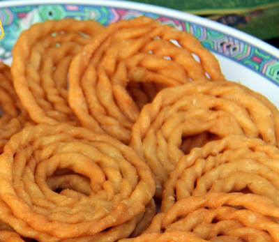 kai murukku - Five Ring Kai Murukku