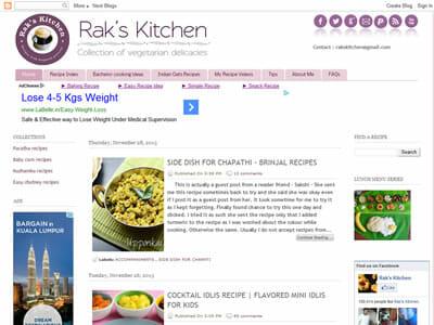 Raks Anand - Raks Kitchen
