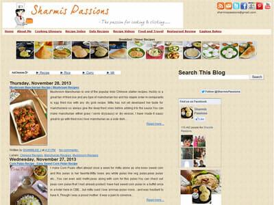 Sharmilee - Sharmis Passions